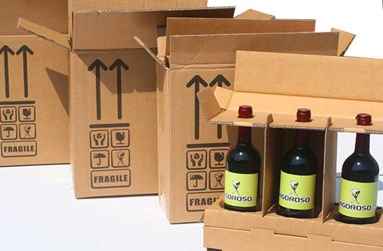 86d898969d Scopri le caratteristiche di Triplex e Omnis i nostri imballaggi per  bottiglie