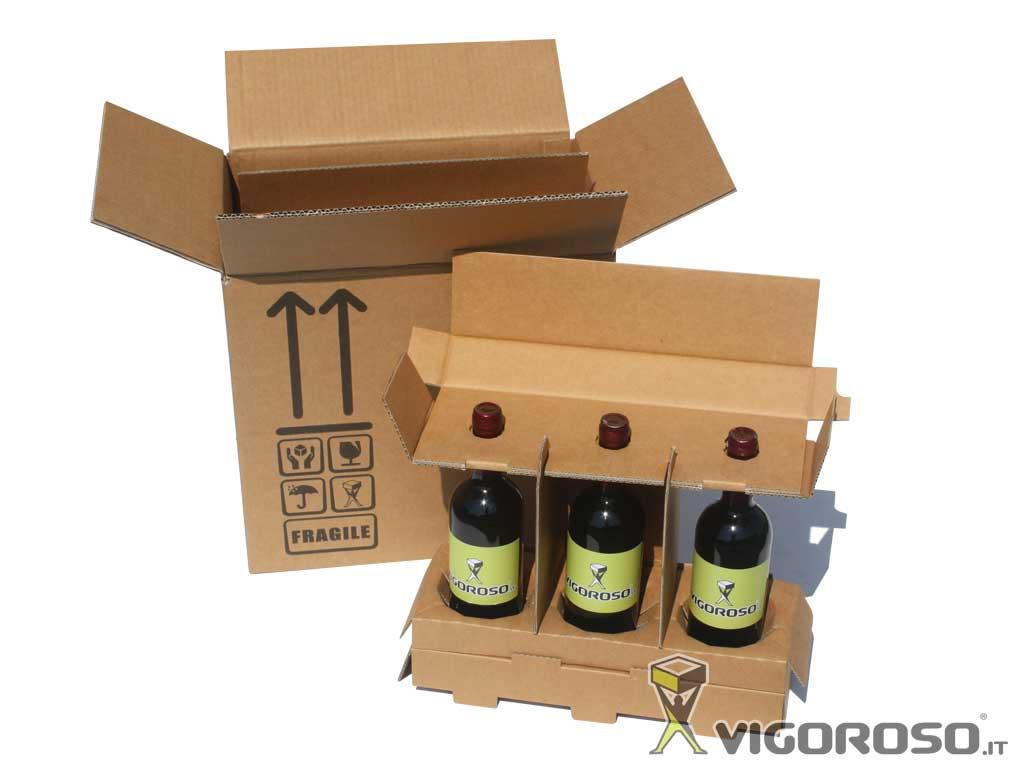 31b4ff21e5 Imballaggi per bottiglie imballi per vino olio e distillati